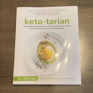 Keto-tarian Cookbook
